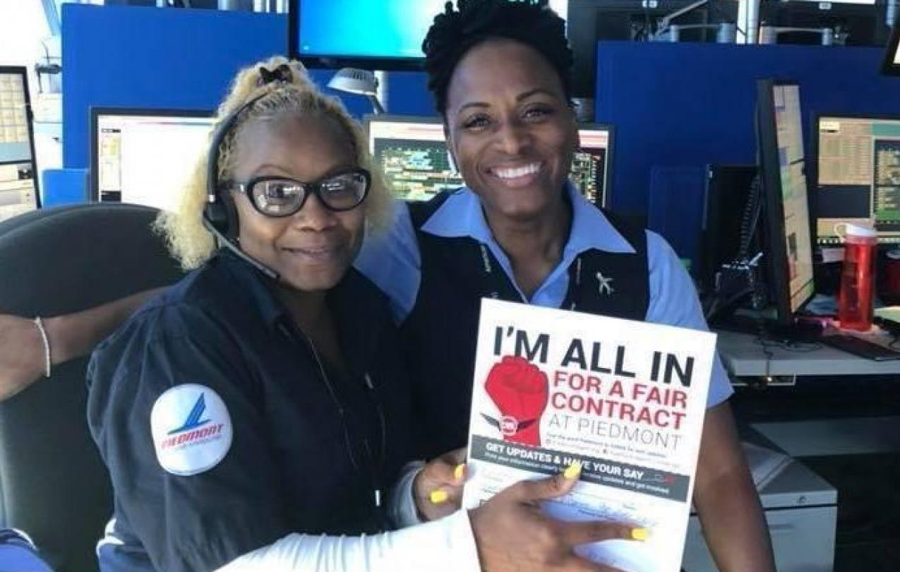 Piedmont-I'm all In campaign