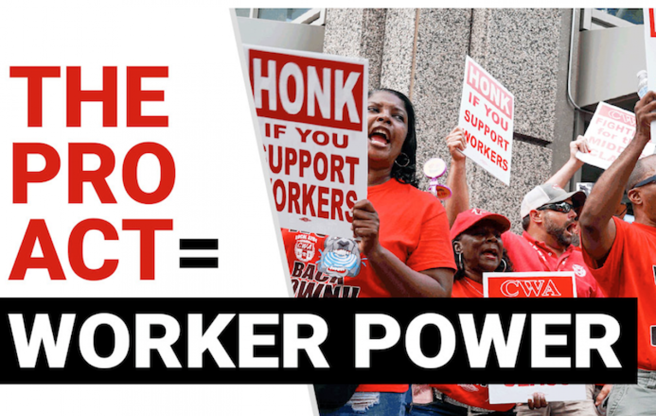 PRO Act Worker Power