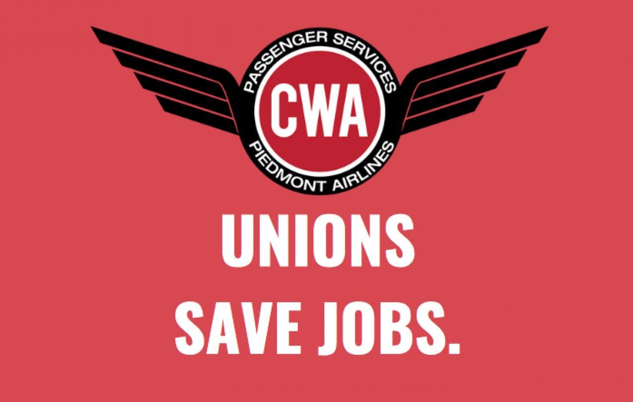 Unions Save Jobs