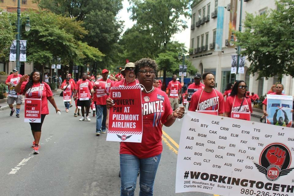 End Poverty Wages at Piedmont