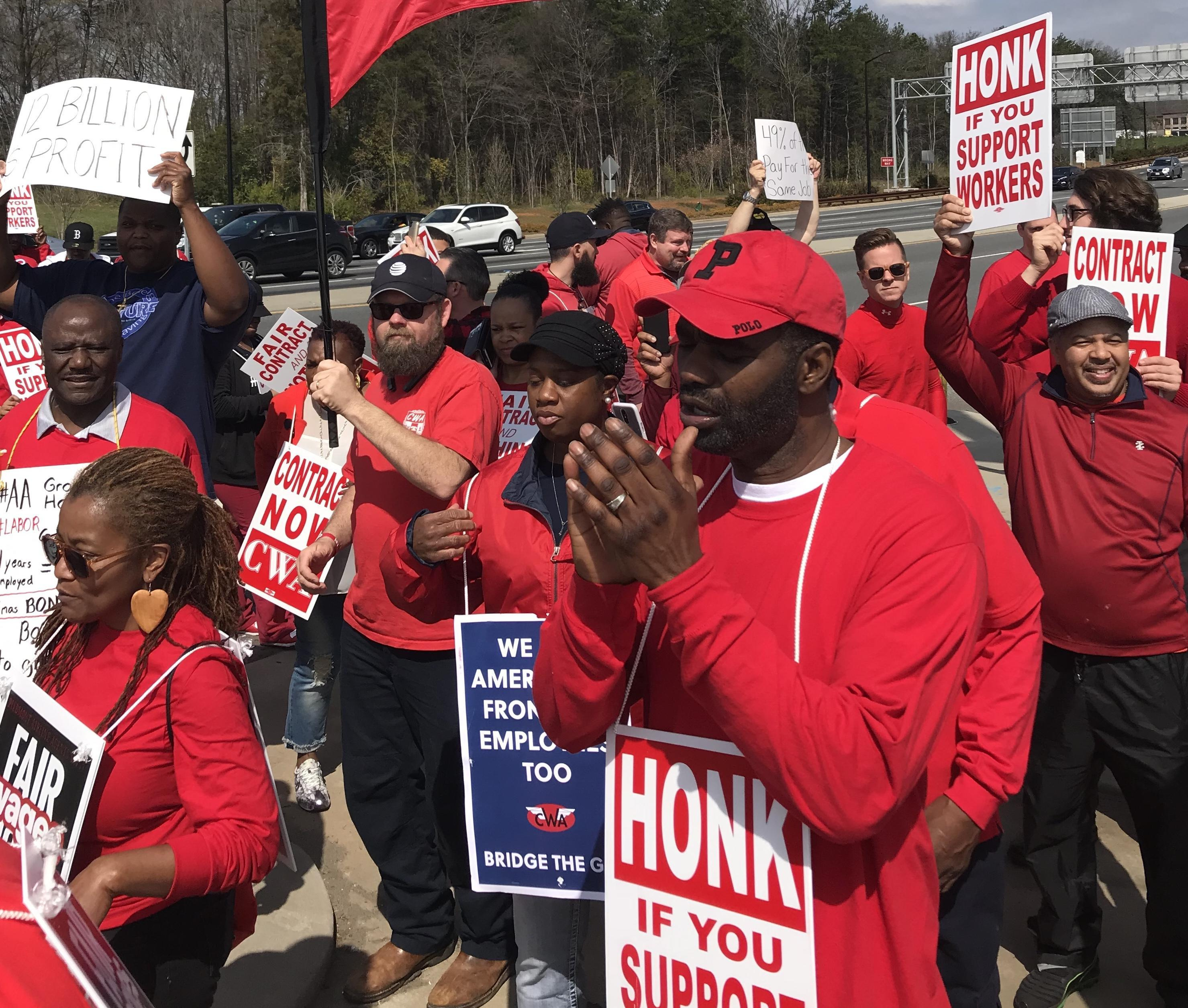 CLT-March 19 Rally